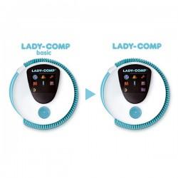 Készülékfejlesztés Lady-Comp basicről Lady-Compra